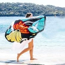 Round Beach Towel Cover Up Beach Wear