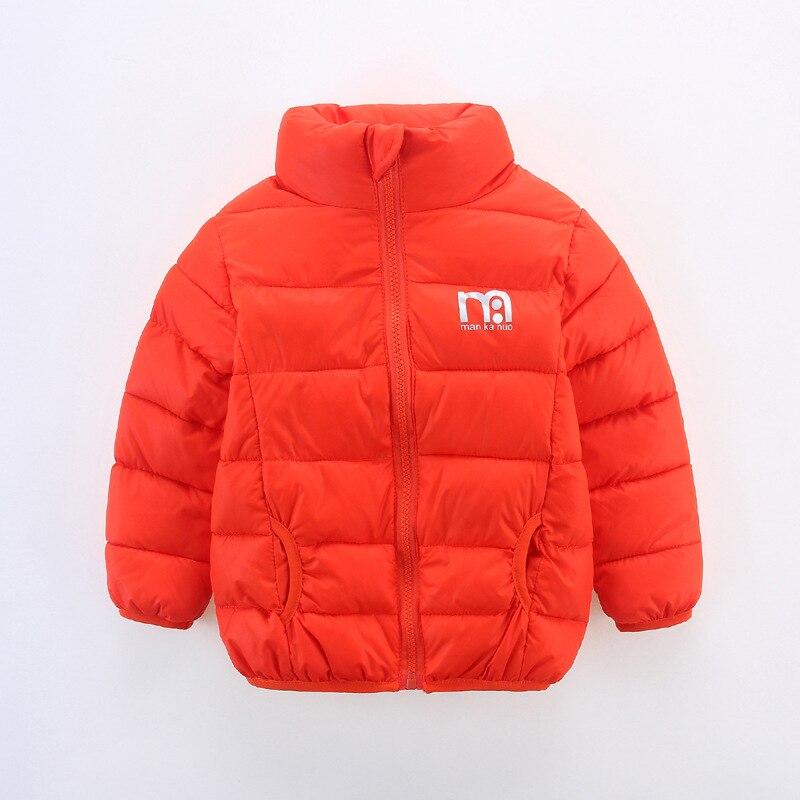 Enfants Survêtement et Manteaux D'hiver Manteau Enfants Vêtements Enfants Vêtements de Bébé Épaississent Vestes Garçons et Filles De Mode Manteau Chaud pour 2-11