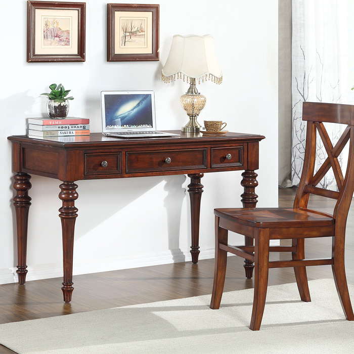 Compare prices on country computer desks online shopping for All wood computer desk