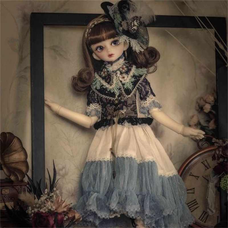 OUENEIFS msd Toppi Volks шарнирные SD куклы 1/4 модель тела Девушки Мальчики глаза высокое качество игрушки магазин смолы