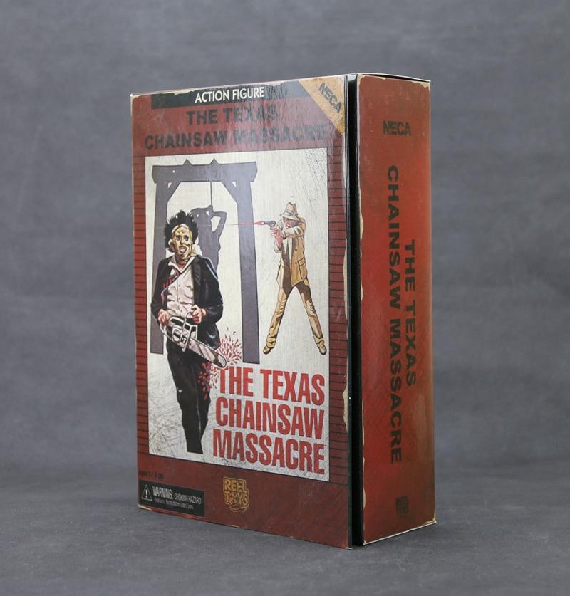 ФОТО New NECA Classic Terror Film Texas Chainsaw Massacre Scale Leatherface 7
