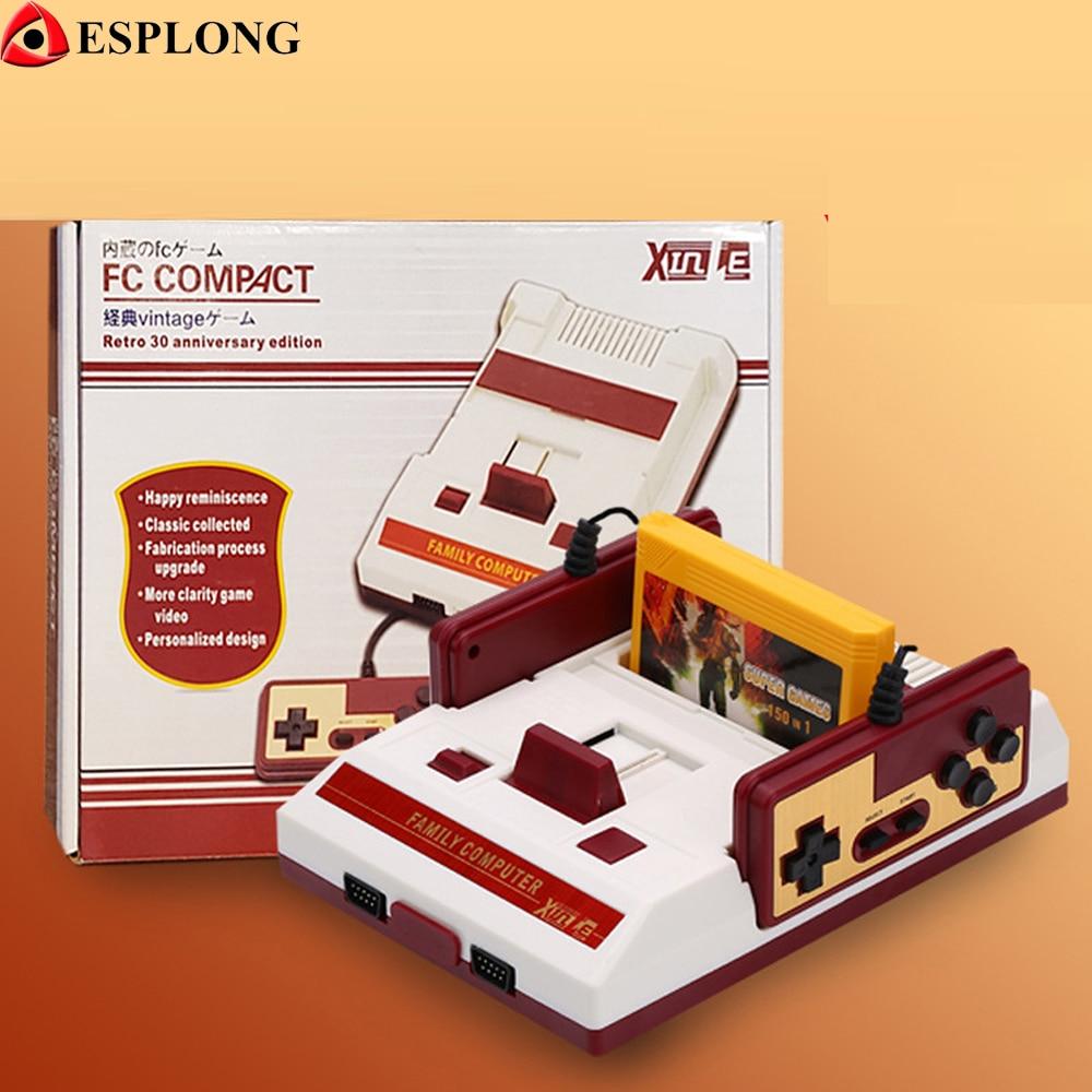 JRGK 8Bit Classic Video Family Retro Consoles TV 250 Games