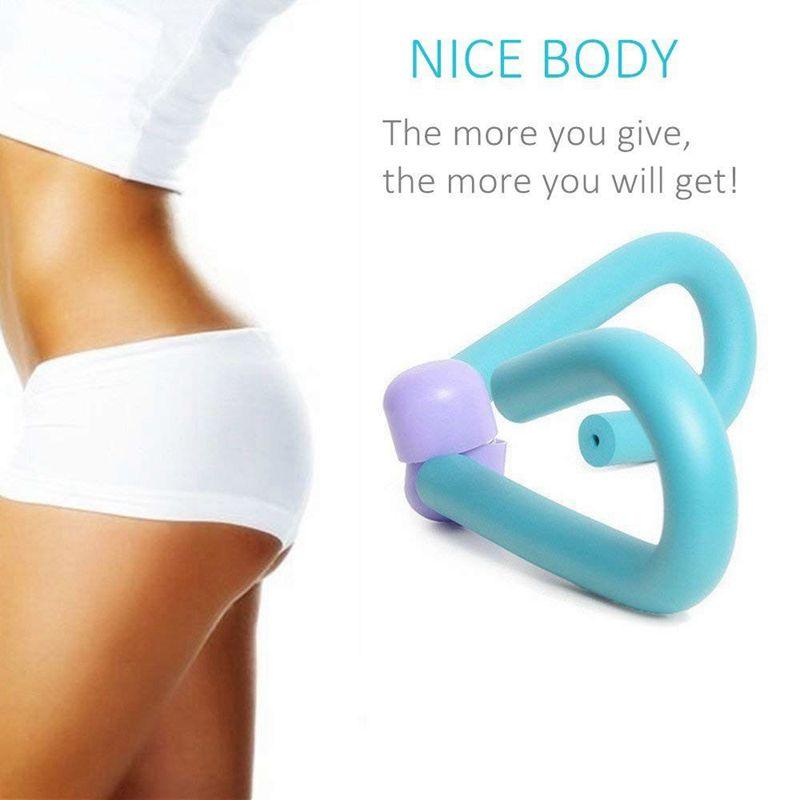 Thigh Master Thigh Trimmer Thin Body/Thigh Toner & Butt, Leg, Arm Toner/Leg Exerciser Home Gym Equipment Best for Weight Loss