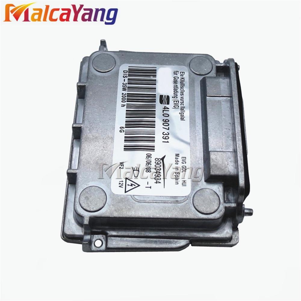 89034934 6G D1S D1R HID Xenon Headlight Ballast Module Ignition Unit For Audi Q7 Citroen C5