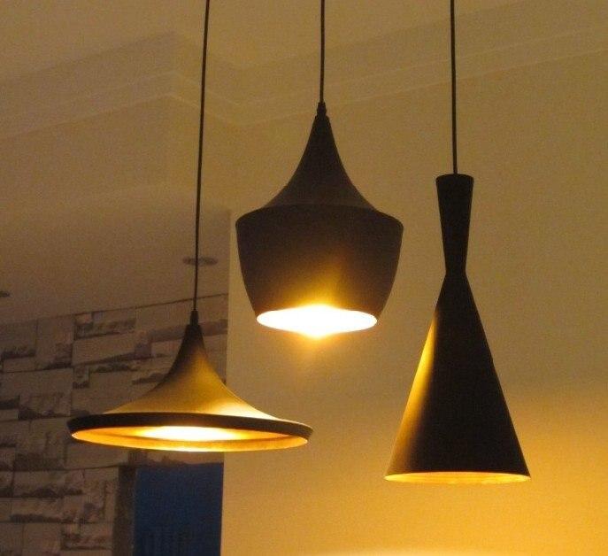 Drop Light Fixtures: 2012 HOT ! 3 Type 3 Color Metal Musical Instruments