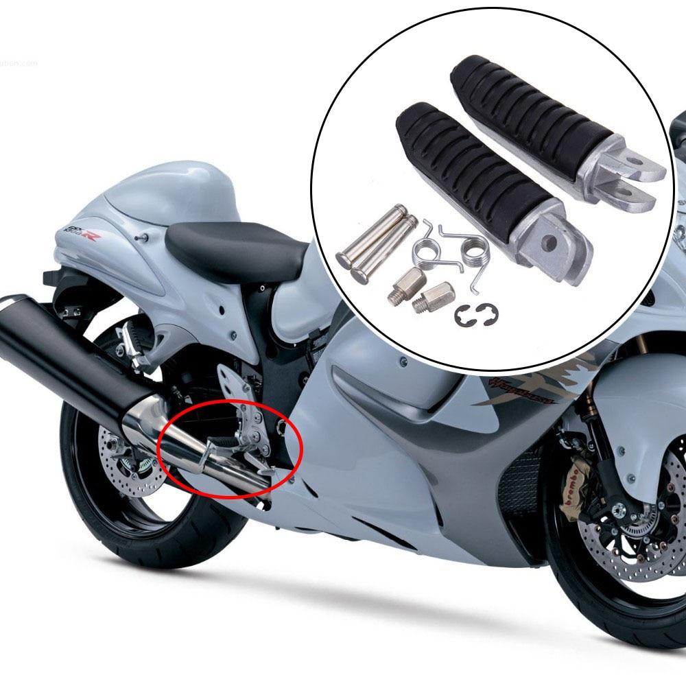 JDDRCASE Motociclo Pedane Pedane riposa for Suzuki DL650 V-Strom DL 650 2004-2012
