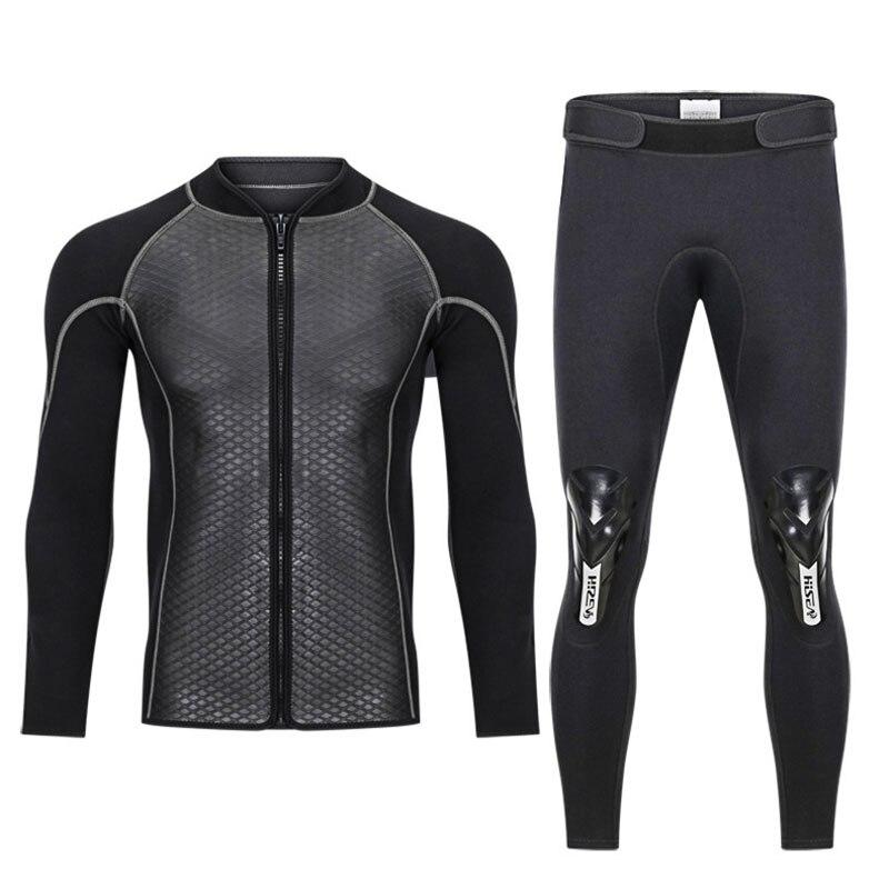 Brand Men/'/'s Long Sleeve Swimwear Wetsuits Men Surfing Suit Shirt Swim Drysuits