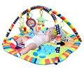 Espaço móvel bebê macio brinquedo esteira do jogo atividade sinfonia motion ginásio De Alta Qualidade Tapetes de Jogo Do Bebê Educação Criança Esteiras Bebê presente