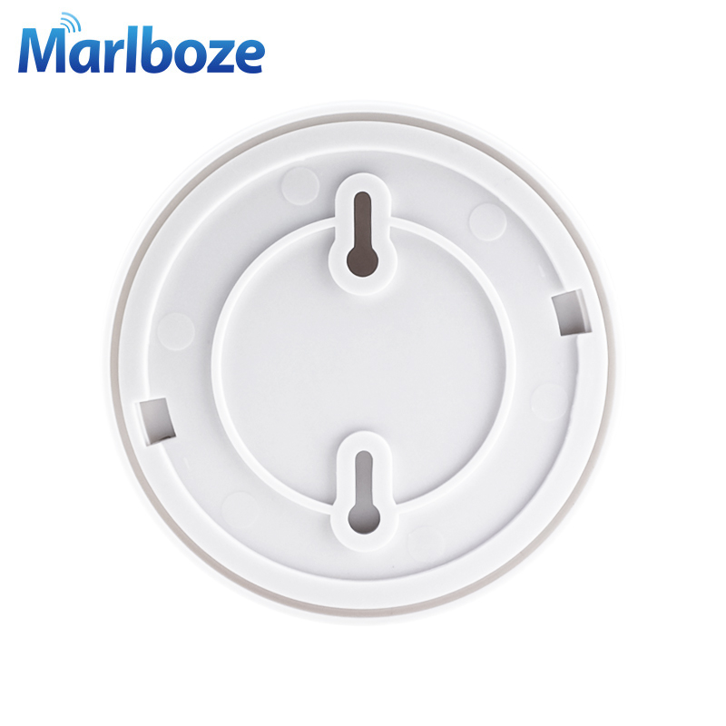 Image 4 - Marlboze Wireless 433mhz Smog Detector Photoelectric Smoke Fire Sensor for Wireless Home Security WIFI GSM Alarm System-in Smoke Detector from Security & Protection