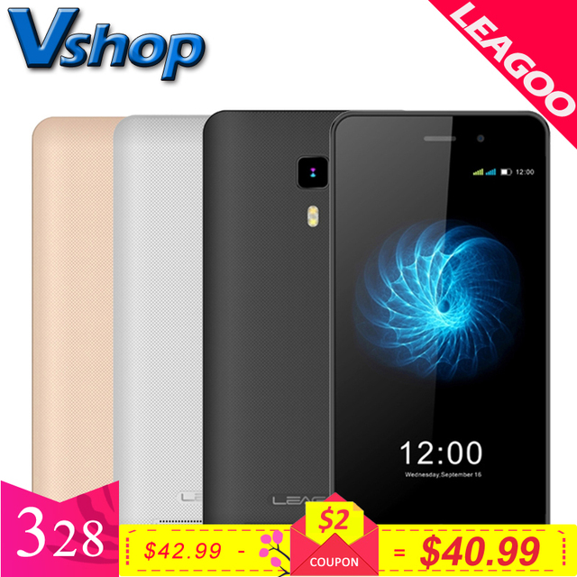 Original Leagoo Z3C 3G Mobile Phones Android 6.0 512MB RAM 8GB ROM Quad Core Smartphone 5MP Camera Dual SIM 4.5 inch Cell phone