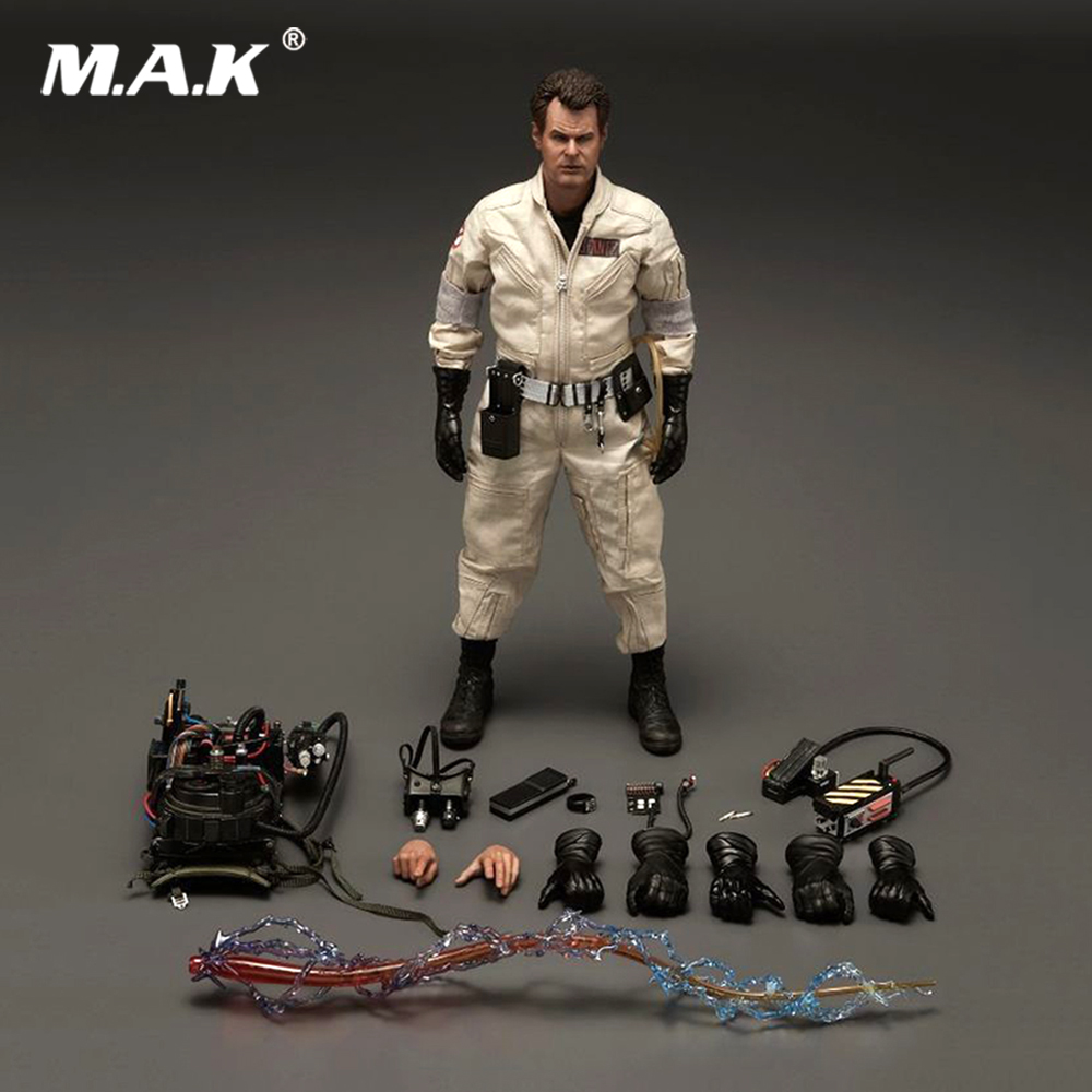 Collectible 1/6 Scale 1/6 Scale Ghostbusters 1984 BW-UMS10102 Raymond Stantz Action Figure 10ft 3meters dc 5v extension power cable 3 5 1 35 for smart camera fh1