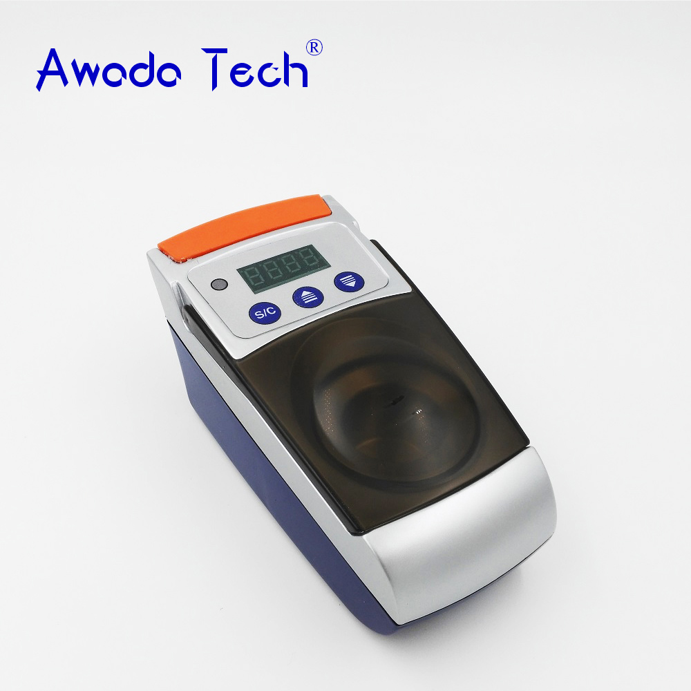 AwadaTech  Dental digital wax heater dipping unit lab wax pot unit, Teeth Whitening Dentist Lab Equipment, 220V/110V available pro teeth whitening oral irrigator electric teeth cleaning machine irrigador dental water flosser teeth care tools m2
