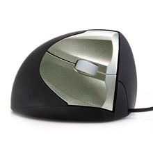 Free shipping Ergonomic Right-handed wired mouse Vertical upright Wireless vertical left-handed mouse Computer mouse