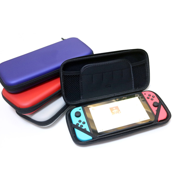 Portable Travel Carring Bags Protection Pouch Storage Case for Nintend Nintendo Switch