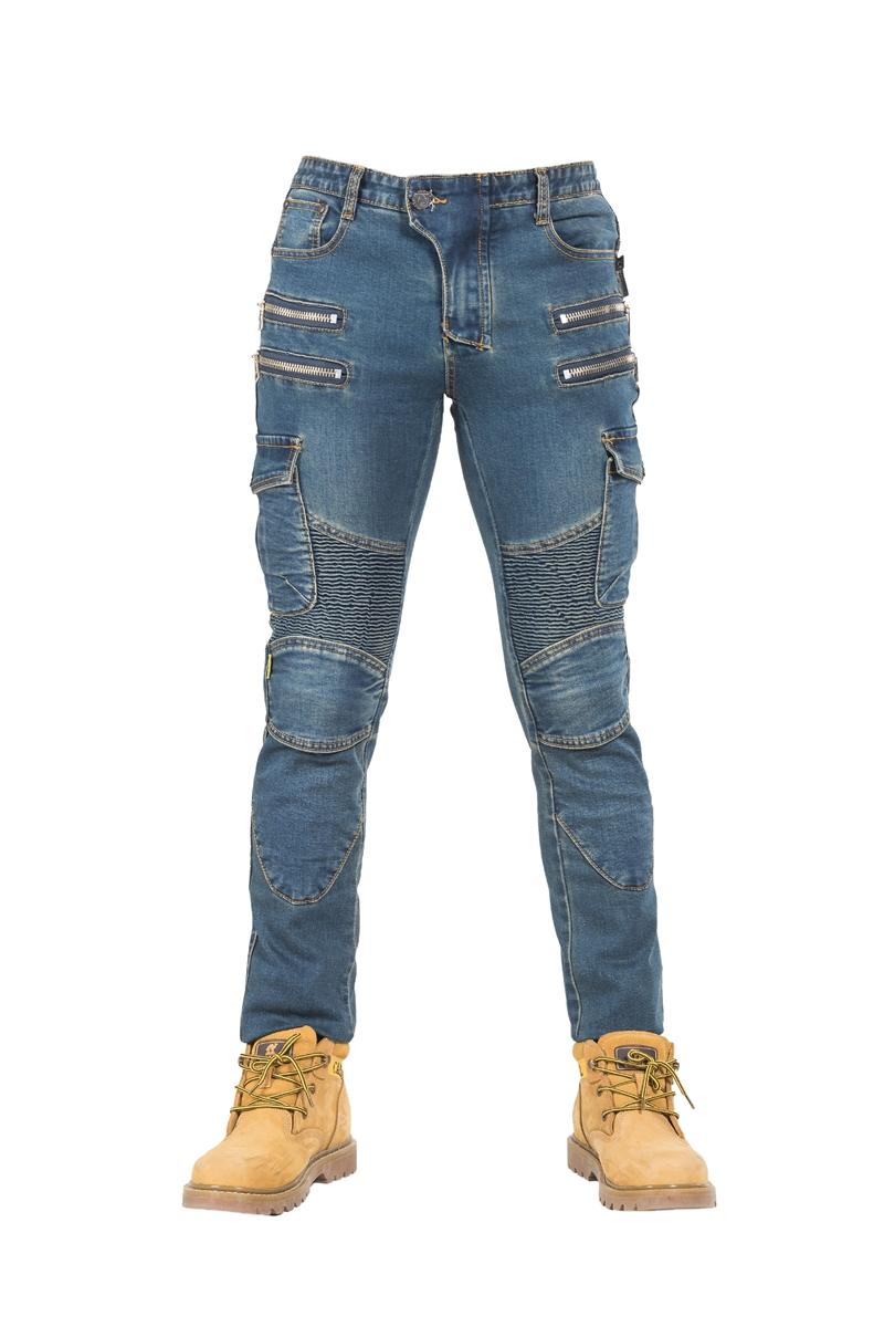 ROCK BIKER Top quality Sports Knee Protective Pants motorcycle pants jeans mens trousers pants plus size XXXXL european american fashion street mens jeans slim fit destroyed ripped jeans men dsel brand patchwork frayed biker jeans pants
