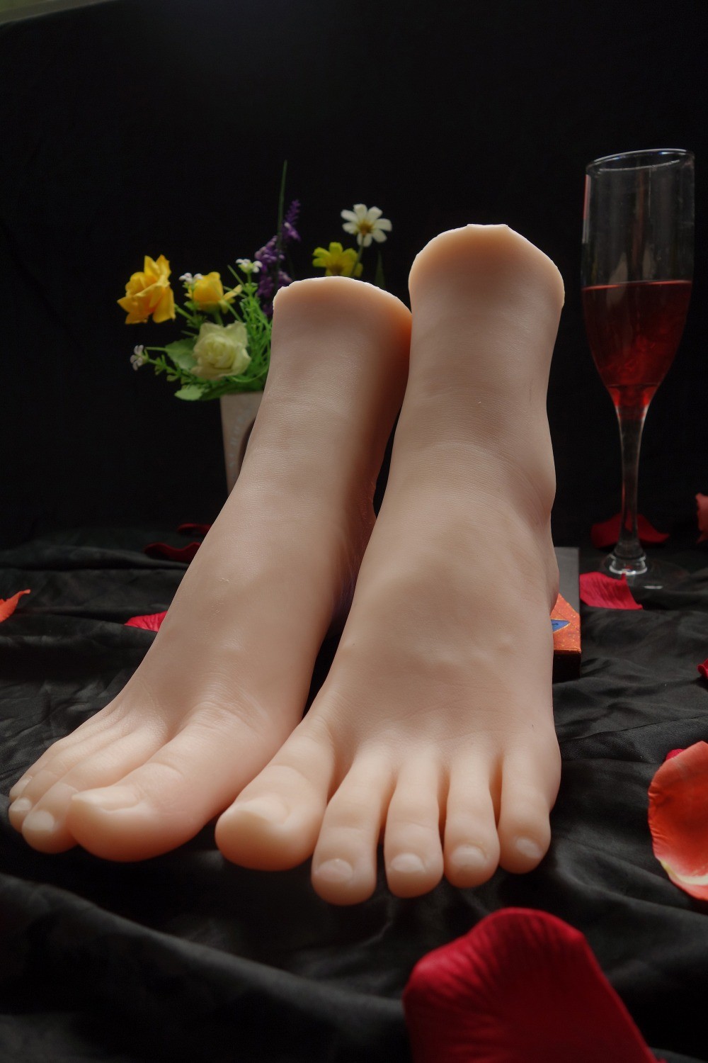 ФОТО cheap silicone clone dolls worship Fake women Pussy foot Feet footfetish worship cloning