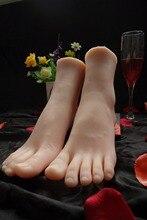 cheap silicone clone dolls worship Fake women Pussy foot Feet footfetish worship cloning