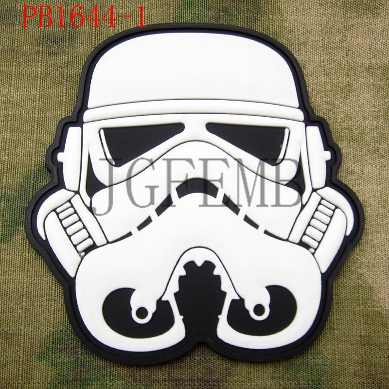 STORM TROOPER Legion Imperial Logo patch 3D - Arte, zanate dhe qepje - Foto 3