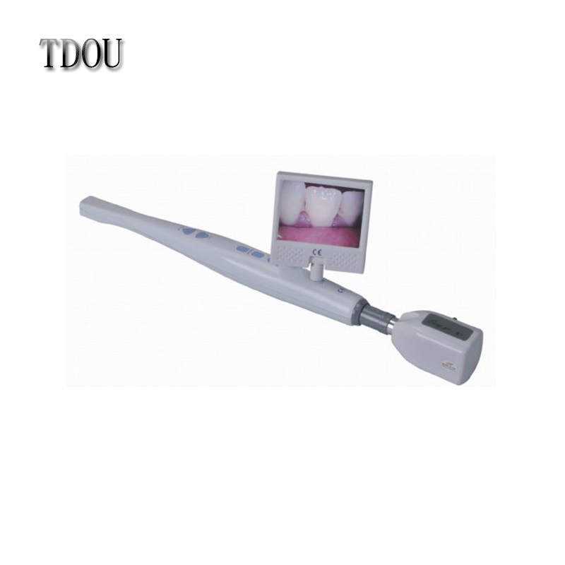 TDOUBEAUTY Dental Wireless Intraoral Intra Oral Camera USB SD Card 6-LED Mega Pixels (CF-986+M-89+M-99)