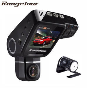 Range Tour C10s Plus Dual Lens Car DVR Dashboard Camera Full HD 1080P Dash Cam Night Vision 2 Inch LCD Video Recroder Camcorder