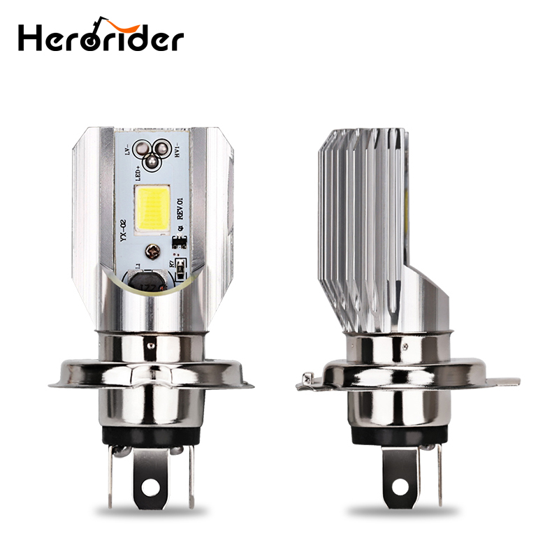 Car Lights Fuleem 2pcs 20w 2600lm Led Bulbs White Yellow Dual Color Fog Light Lamps All-in-one Conversion Kits 12v Fast Color