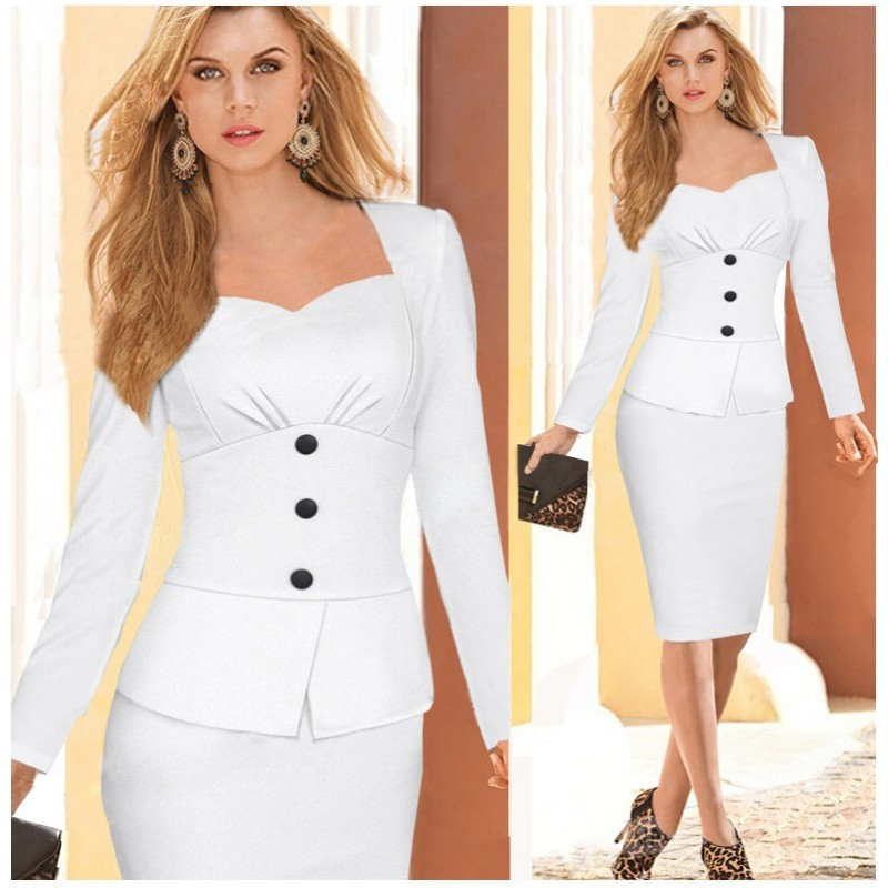 Ladies-Elegant-Business-Suits-Blazer-with-Skirts-Formal-Office-Suit-Work-Female-Uniform-Designs-Career-Pencil (1)
