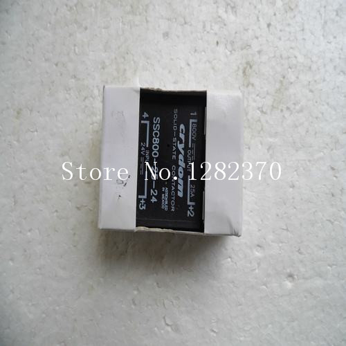 [SA] new original authentic spot Crydom Solid State Relays SSC800-25-24 [sa] new original authentic spot celduc solid state relays so889060 2pcs lot