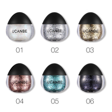 1 Pcs Colour Body Glitter Paste Shimmer Powder