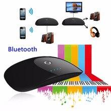 2 em 1 Transmissor De Áudio Bluetooth Adaptador Receptor Sem Fio Bluetooth A2DP Adapter Leitor De Áudio de 3.5mm AUX para Smartphone Mp3 TV