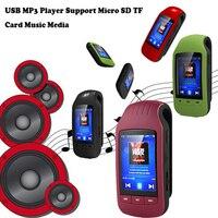 MP3-плееры мини новая мода Портативный 1.8