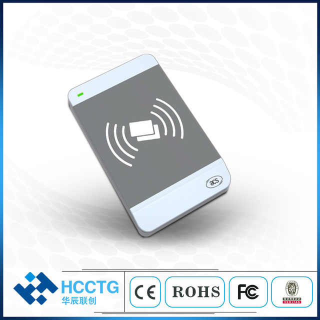 US $40 0 |ISO 14443 USB 13 56 mhz Android USB RFID NFC card Reader  ACR1256-in Card Readers from Computer & Office on Aliexpress com | Alibaba  Group