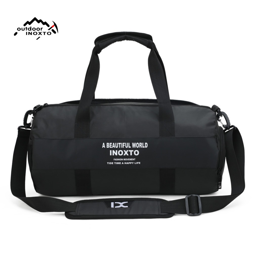 Gym Bags Men Sports Fitness Pack Shoulder Sport Bag Womens Handbags Male Travel Bags Polyester  Waterproof Handbag FemaleGym Bags Men Sports Fitness Pack Shoulder Sport Bag Womens Handbags Male Travel Bags Polyester  Waterproof Handbag Female