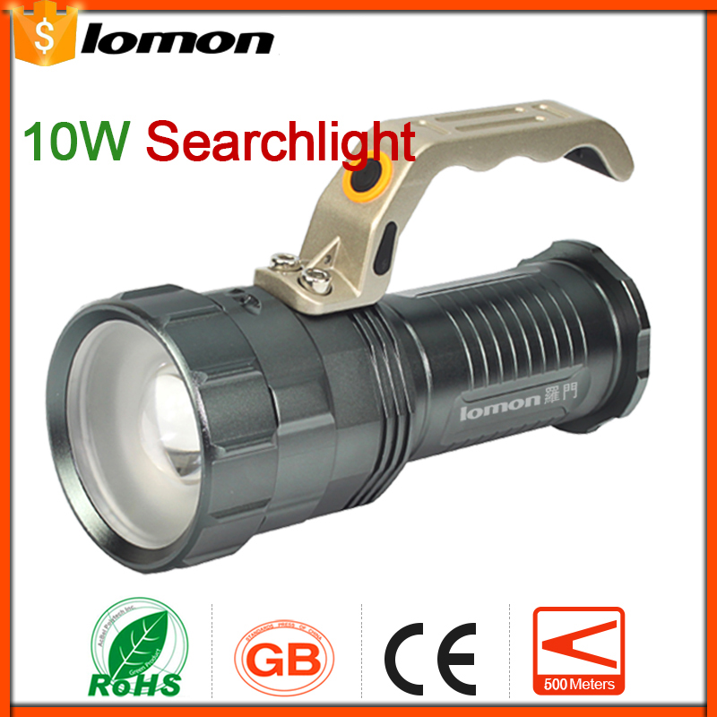 Zoomable LED Flashlight CREE XML T6 Zoom Torchlight Handheld Searchlight+ 3 x 18650 Battery +Charger Spotlight emergency Light фара для велосипеда new 3 x t6 securitying cree xml led xml t6