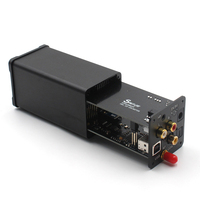ES9038Q2M DSD USB Optical SPDIF Coaxial CSR8675 Bluetooth 5.0 Input DOP Audio Decoder DAC APTX HD With Infrared Remote Control
