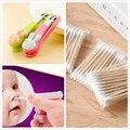 Pinzas limpias para el Bebé/bebé clip de Pinzas De Seguridad Cuidado Del Bebé Infantil Antibacterial Limpieza Suciedad Bebé Pinzas