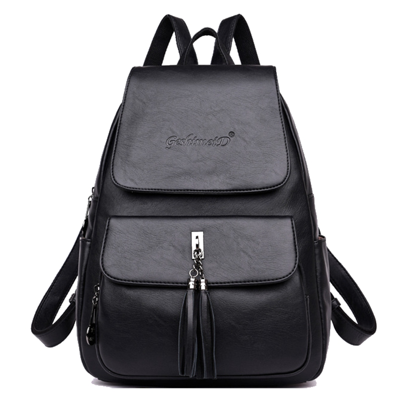 Women Backpacks Leather Female Backpack Fashion High Quality College Students School Bags Schoolbags Backpacks for Teenage Girls women backpacks leather female backpack fashion high quality college students school bags schoolbags backpacks for teenage girls