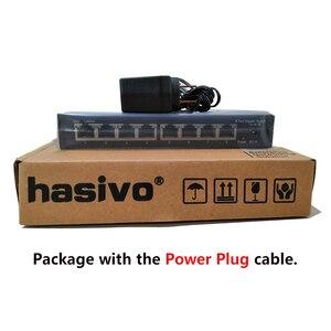 Image 4 - 8 portlu Gigabit anahtarlı yönetilen Ethernet anahtarı 8 Port 10/100/1000M VLAN