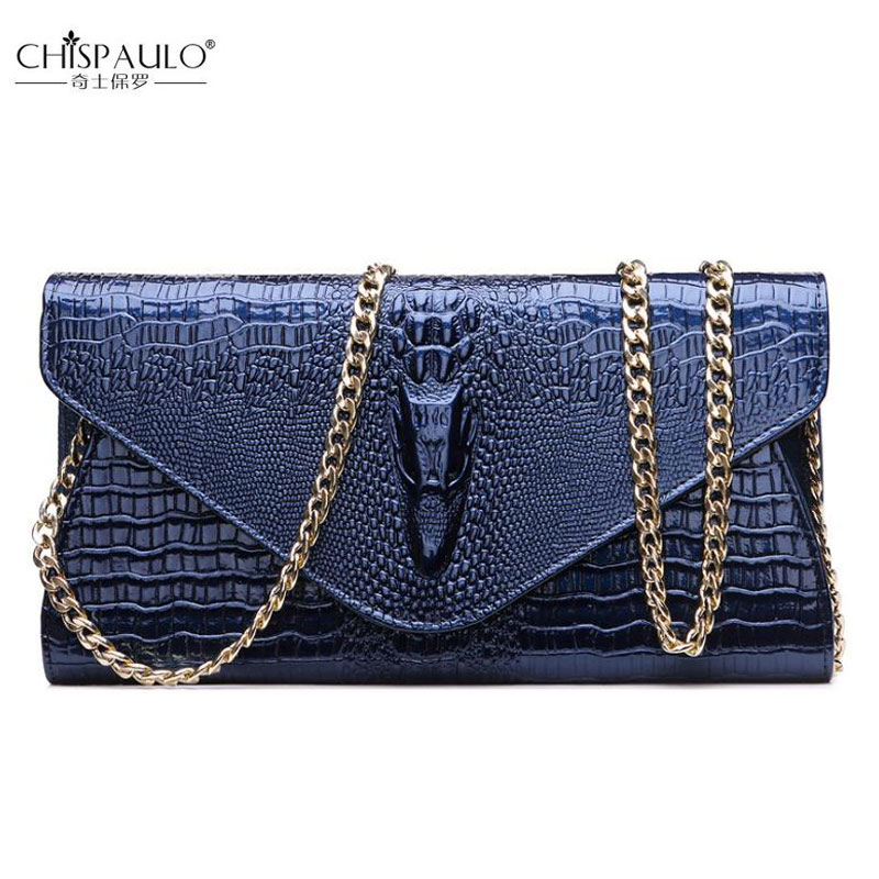 Fashion Luxury  brands Bag Women Handbag Women Messenger Bag Genuine Leather bag Female Clutch Casual Chain Evening Shoulder Bag