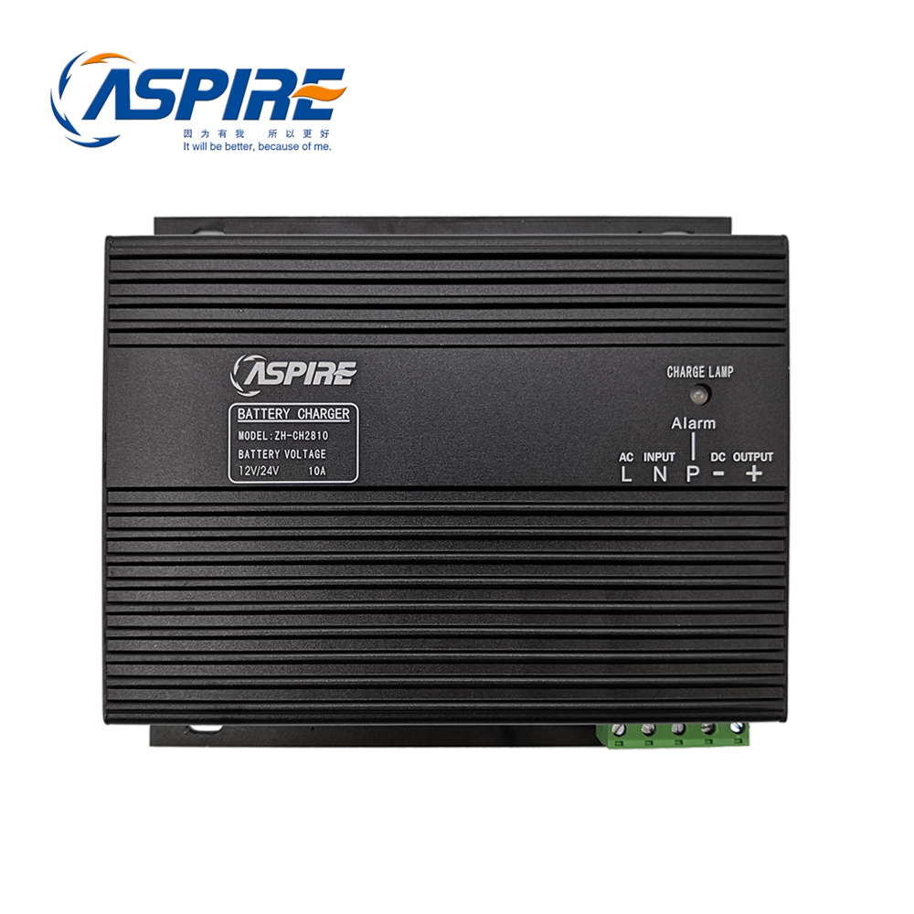 Aspire New Power Dynamo Diesel Generator Automatic Battery Charger 12V 24V ZH-CH2810(10A) with AlarmAspire New Power Dynamo Diesel Generator Automatic Battery Charger 12V 24V ZH-CH2810(10A) with Alarm