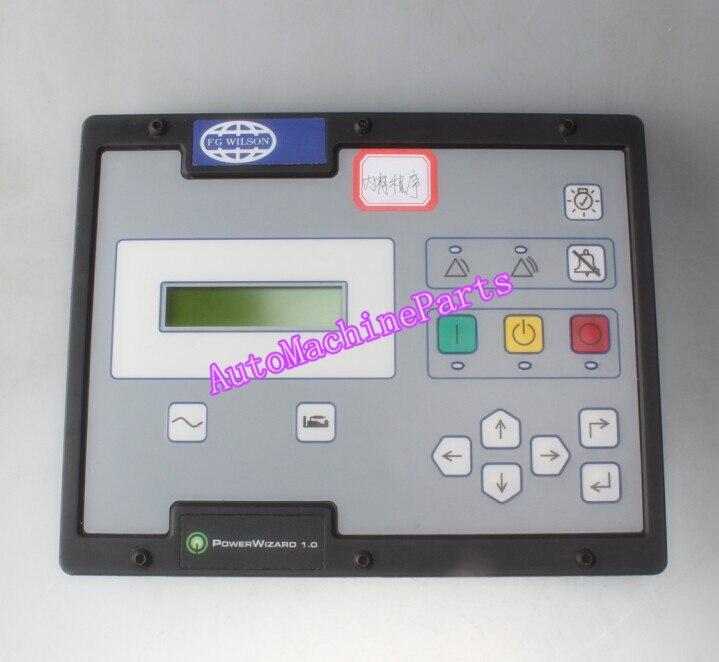 Controlador original novo do assistente 1.0 da potência do fg wilson do olympian