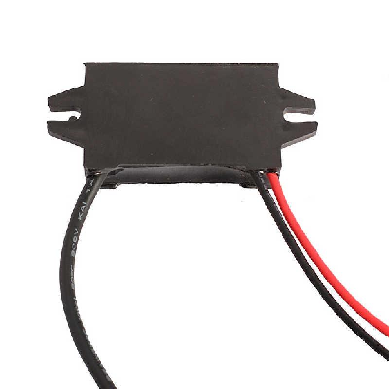 Новейшее автомобильное зарядное устройство DC преобразователь модуль В 12 В до 5 В 3A 15 Вт с Micro USB кабель высокого качества