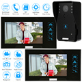 "KKmoon 7"" Color Video Door Phone Video Intercom Door Intercom Doorphone IR Night Vision Camera Doorbell Kit For Home Security"