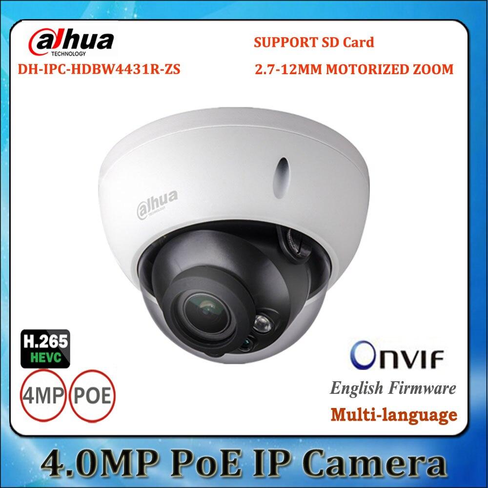bilder für Dahua ipc-hdbw4431r-zs ersetzen ipc-hdbw4300r-z 2,7mm ~ 12mm vario motorisierte objektiv netzwerk 4mp ir ip dome poe cctv-kamera