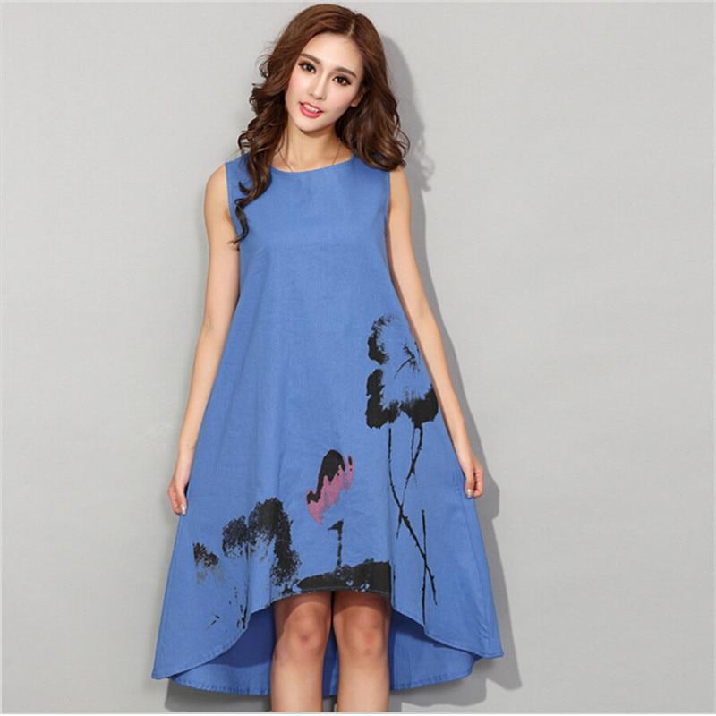 Aliexpress.com : Buy Women Long beautiful summer dresses ...