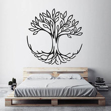 ROWNOCEAN Tree Life Wall Decals Symbol Wall Sticker