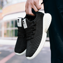 цены Running Shoes for Men Sport Shoes Men Trend Lightweight Walking Shoes Breathable Zapatillas Zapatillas Hombre Deportiva Sneakers
