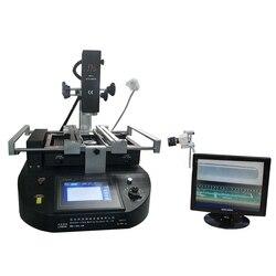 LY R5830/R5830C 3 strefy stacja lutownicza bga gorącego powietrza do laptopa płyta główna naprawa reballingu bez podatku do RU
