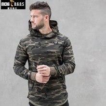 2018 del nuovo Mens Camouflage 3d Felpe Moda per il tempo libero pullover fitness giacca Felpe sportswear abbigliamento