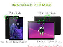 Screen Protectors For CHUWI H9 Air 10.1 inch 0.3mm Protective Glass Scratch-Resistant For Hi9 Air Tablet Glass Films
