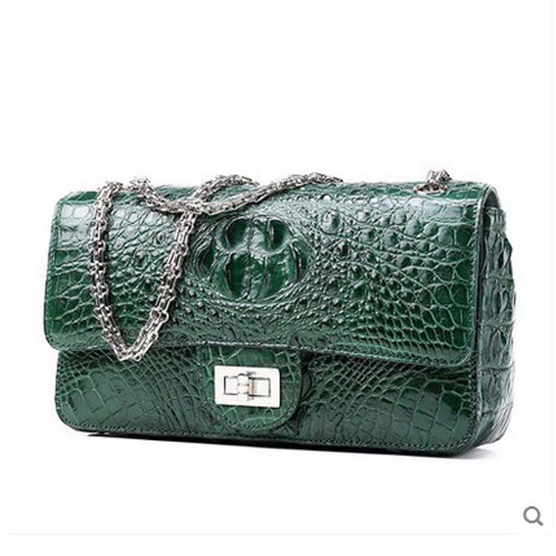pugete Thai crocodile skin Bag female genuine leather genuine women chain bag in the bag of luxury women bags in Europe and the the role of mpfcs in the supply chain of wheat in west arsi ethiopia